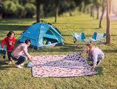 德國TAWA帳篷戶外2人3-4人露營防雨家庭野營全自動加厚二室一廳igo