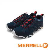 MERRELL(男)MOAB FST 2 GORE-TEX郊山健行鞋 男鞋-紅