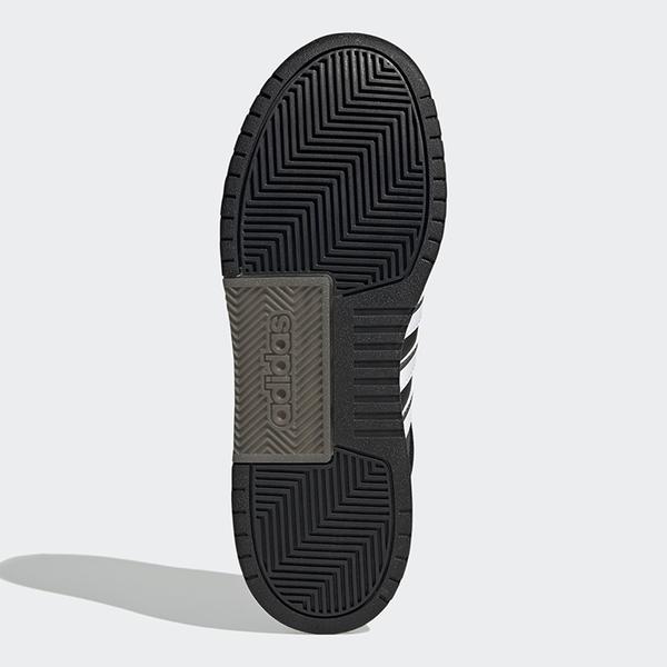 【現貨】ADIDAS TENIS ENTRAP 男鞋 休閒 皮革 麂皮 拼接 黑【運動世界】FW3464