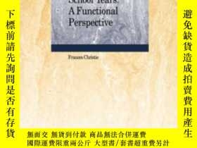 二手書博民逛書店Language罕見Education Throughout The School Years: A Functi