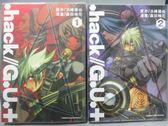 【書寶二手書T3/漫畫書_LQR】hack//G.U.+_1&2集合售_森田柚花