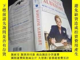 二手書博民逛書店MEMO罕見TO THE PRESIDENT ELECT 給當選總統的備忘錄 2008年 小16開硬精裝 原版英法