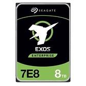 Seagate Exos 8TB SATA 3.5吋 7200轉企業級硬碟 (ST8000NM000A)