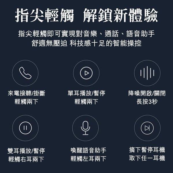 【coni shop】小米藍牙耳機Air 藍牙耳機 Bluetooth 入耳式 Airpods 無線 觸控 現貨 免運