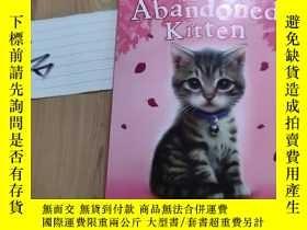 二手書博民逛書店the罕見abandoned kittenY15335 見圖 見圖