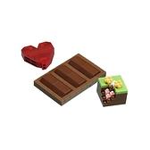 《Nano Block迷你積木》【 美味料理系列 】NBC_290 巧克力 / JOYBUS玩具百貨