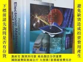 二手書博民逛書店Principles罕見of Electronic Materials and Devices (Third Ed
