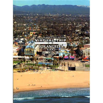 高畫質HD-實境之旅-洛杉磯DVD