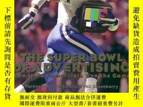 二手書博民逛書店The罕見Super Bowl of Advertising: