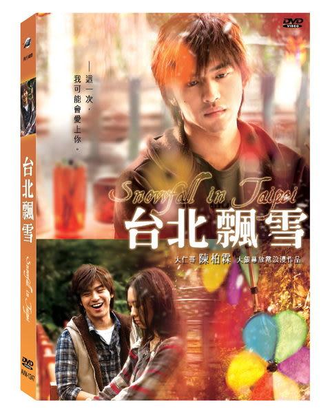 台北飄雪 DVD (音樂影片購)