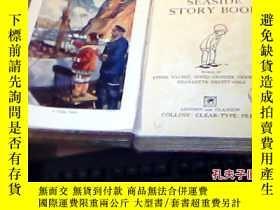 二手書博民逛書店SEASIDE罕見STORY BOOK 插圖多 老書 看圖Y11
