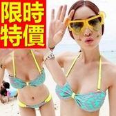 泳衣(兩件式)-比基尼音樂祭玩水海灘必備泳裝魅力俏麗54g122【時尚巴黎】