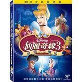 【迪士尼動畫】仙履奇緣 3:時間魔法 特別版 DVD
