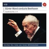 《典範大師套裝系列164》汪德 / 汪德指揮貝多芬交響曲全集【5CD】
