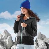中大尺碼登山外套 戶外沖鋒衣女透氣防風防水單層連帽西藏登山服外套LB564【123休閒館】