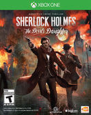 X1 Sherlock Holmes: The Devil's Daughter 福爾摩斯:惡魔之女(美版代購)