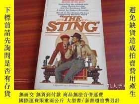 二手書博民逛書店THE罕見STINGY19865 Robert Weverka