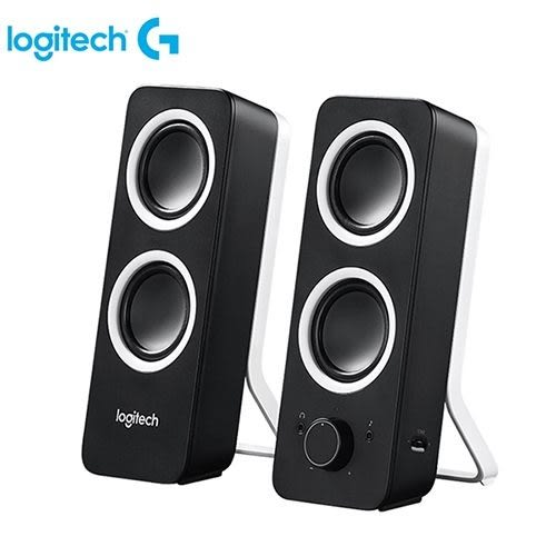 全新 Logitech羅技 Z200 2.0聲道 多媒體揚聲器 音調控制鈕