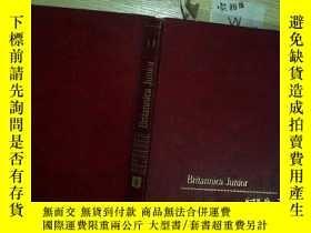 二手書博民逛書店Britannica罕見Junior 8 I-J 大英百科全書8