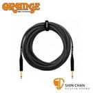 【缺貨】Orange STIN-BL-30 30呎 (9公尺) 雙直頭 黑色 導線【電吉他/電貝斯/電民謠吉他/電子琴皆可用】