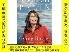 二手書博民逛書店Going罕見Rogue: An American Life A