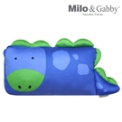 Milo & Gabby 動物好朋友-mini枕頭套(DYLAN恐龍)[衛立兒生活館]