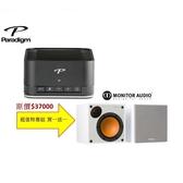 《限量優惠組》Paradigm PW AMP無線綜合擴大機+ Monitor Audio MONITOR 50 書架喇叭