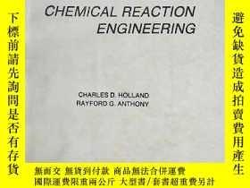 二手書博民逛書店FUNDAMENTALS罕見OF CHEMICAL REACTION ENGINEERING SECOND EDI