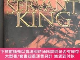 二手書博民逛書店the罕見servant king 英文原版帶光盤 28開,品好未閱Y85718 ibc 出版2004