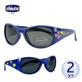【chicco】(街頭塗鴨藍)偏光太陽眼鏡-兒童專用