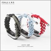 小米手環4/3錶帶替換腕帶nfc版通用個性潮情侶舒適透氣三代 【快速出貨】