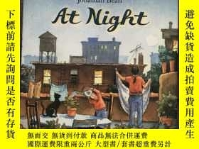 二手書博民逛書店At罕見NightY257216 Jonathan Bean f