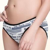 嬪婷-FTC個性女孩M-LL低腰三角款(個性黑)BS5254BL