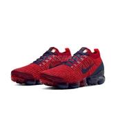 Nike 慢跑鞋 Wmns Air Vapormax Flyknit 3 紅 藍 男鞋 大氣墊 運動鞋【PUMP306】 AJ6900-600