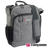 【Caribee 澳洲】DEPARTURE BAG側背包『灰黑』CB-1229