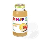 HiPP 喜寶 生機綜合蘋果鳳梨果汁200ml【佳兒園婦幼館】