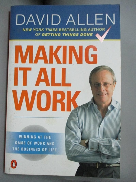【書寶二手書T4/傳記_NCZ】Making It All Work: Winning at the Game of W
