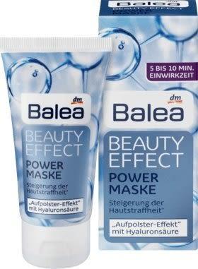 Balea 德國芭樂雅Beauty Effect Power Mask玻尿酸能量面膜霜50ml 💎德鑽
