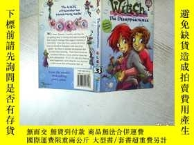 二手書博民逛書店THE罕見DISAPPEARANCE WITCH 2 失蹤女巫2