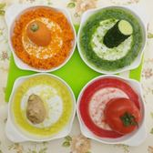 陶瓷寶寶輔食研磨器 嬰兒食物研磨碗盤手動菜果泥料理機輔食工具  百搭潮品