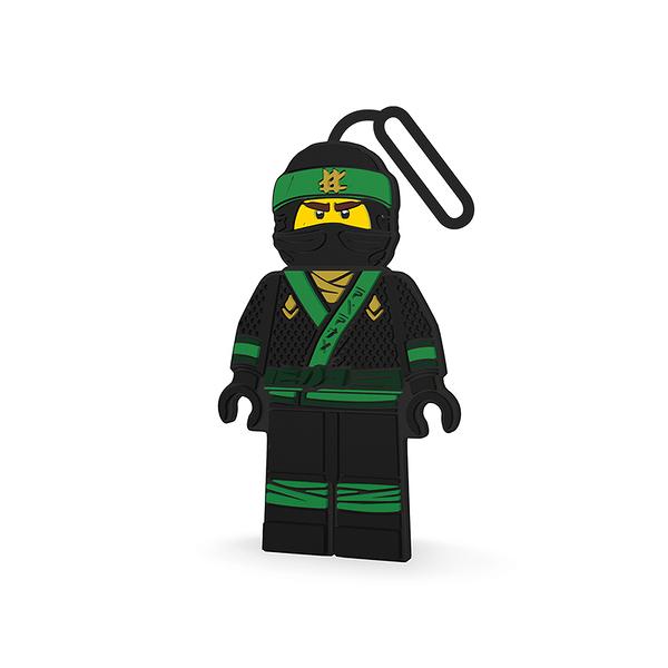 【LEGO】忍者電影勞埃德忍者行李吊牌