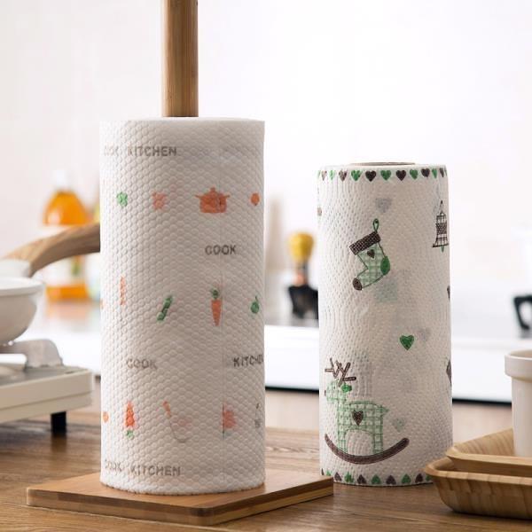 一次性清潔抹布紙廚房吸油紙擦手巾吸水洗碗布擦桌布洗碗巾