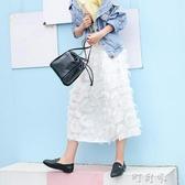 大東新款韓版低跟方跟方頭套腳修面皮小皮鞋深口女單鞋9Q1490 町目家