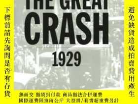 二手書博民逛書店The罕見Great Crash Of 1929Y256260 John Kenneth Galbraith