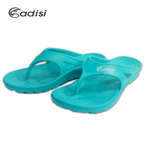 ADISI 輕量舒適休閒夾腳拖鞋AS16030 / 城市綠洲 (室內戶外皆宜)