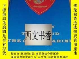 二手書博民逛書店稀缺,珍貴歷史罕見《美國海軍陸戰隊在中國 》 黑白插圖,約199
