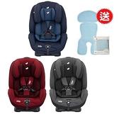 【贈奇哥立體透氣推車汽座涼墊】奇哥 Joie Stages 0-7歲成長型安全座椅-黑/紅/藍【佳兒園婦幼館】