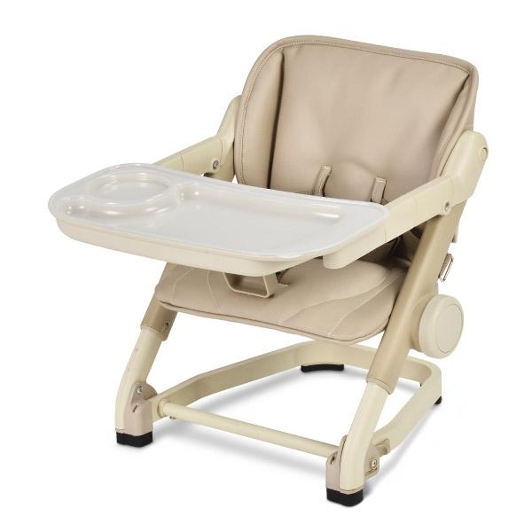 【新品優惠再加贈韓國濕巾36抽一包】英國 Unilove Feed Me攜帶式寶寶餐椅-椅身+椅墊/摺疊餐椅