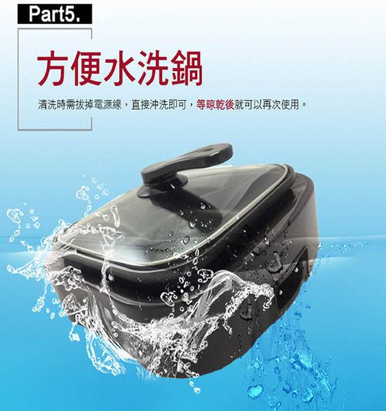 GRILL PAN.多功能日式火烤兩用鍋.SHL-KY2001