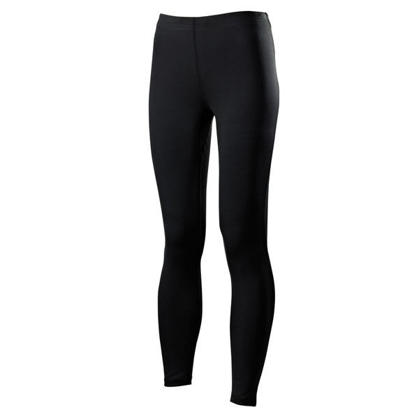 MIZUNO RUNNING 女裝 長褲 緊身 慢跑 路跑 保暖 透氣 黑 【運動世界】 J2TB573190